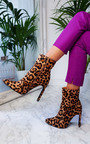 Ailie Faux Suede Pointed Boots Thumbnail