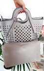 Aimee Two in One Cut Out Handbag Thumbnail