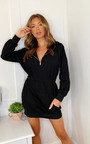 Alex Hooded Jumper Dress Thumbnail