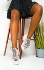 Alexia Chunky Printed Trainers Thumbnail