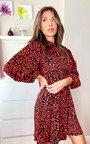 Alix Printed Shirt Dress Thumbnail
