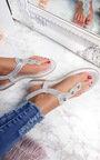 Amerie Diamante Embellished Sandals Thumbnail