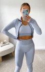 Amira Active Wear Three Piece Co-ord Thumbnail