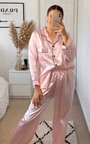 Amy Satin Pyjama Co-ord  Thumbnail
