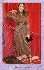 Ana Printed Maxi Dress Thumbnail