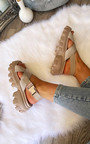 Angelina Cross Over Sandals Thumbnail
