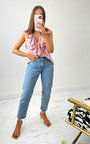 Angelina Ruffle Top Thumbnail