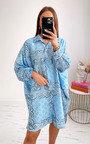 Angelique Printed Shirt Dress Thumbnail