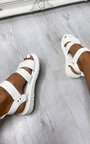 Angie Buckle Sandals Thumbnail