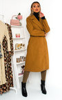 Annie Belted Coat Thumbnail