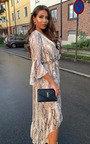 Anya Printed Floaty Maxi Dress Thumbnail