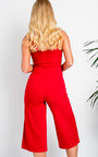 Aoife Cropped Jumpsuit Thumbnail