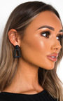 April Statement Mini Drop Earrings  Thumbnail