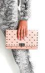 Ariah Studded Clutch Bag Thumbnail