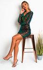 Ariel Sequin Embellished Dress Thumbnail