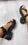 Ariel Studded Sandals  Thumbnail