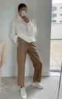 Arlo Faux Leather Trousers Thumbnail