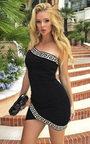 Arna One Shoulder Mini Dress Thumbnail