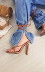 Ash Lace Up Heels Thumbnail