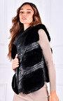 Aspen Faux Fur Gilet Thumbnail