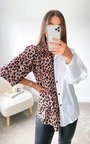 Audrina Printed Shirt Thumbnail