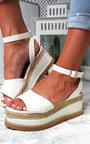 Ava Flatform Sandals Thumbnail