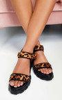 Ayla Strap Chunky Sandals  Thumbnail