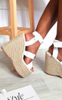 Bailey Espadrille Wedged Heels Thumbnail