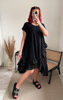 Bambi Ruffle T-Shirt Dress Thumbnail