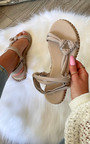 Beau Strappy Sandals  Thumbnail