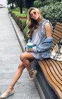 Becki Espadrille Flatform Sandal Thumbnail
