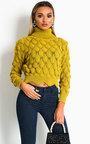 Berta Chunky Knitted Jumper Thumbnail