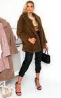 Betty Teddy Bear Coat Thumbnail
