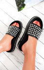 Bindi Studded Chunky Sliders Thumbnail