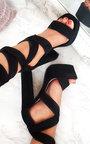 Binx High Platform Lace Up Heels Thumbnail