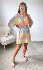 Birdie Oversized T Shirt Dress Thumbnail