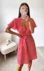 Blossom Wrap Dress Thumbnail