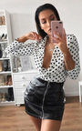 Bonnie Polka Dot Bodysuit Thumbnail