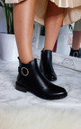 Bree Buckle Ankle Boots  Thumbnail