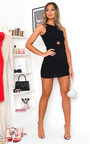 Briana Bodycon Knitted Dress Thumbnail
