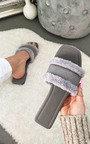 Briar Faux Fur Sliders  Thumbnail