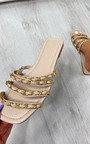 Brielle Chain Detail Sandals Thumbnail