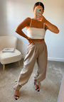 Brooke Slouch Ankle Wrap Trousers Thumbnail