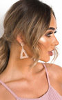 Bryony Statement Drop Earrings  Thumbnail