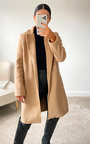 Caitlin Tailored Coat Thumbnail
