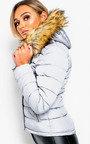 Camile Padded Hooded Jacket Thumbnail