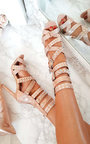 Carine Gladiator Buckle Strap Heels Thumbnail