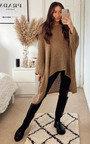 Carla Longline Knitted Jumper Thumbnail