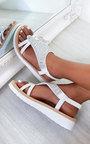 Carlee Diamante Embellished Sandals Thumbnail