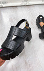 Carrie Chunky Sandals Thumbnail